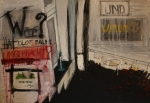 Flaschenpost Nr.: 10 / 29.06.00 / Treppenhaus neben dem Metropoliskino / Wer hat Olof Palme umgebracht? Und warum?