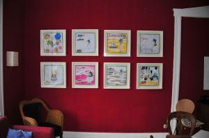 Ausstellung ARTE CINQUE HAMBURG