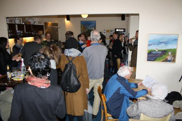 03.04.15 - Die Ausstellung MENSCHENTIERE ist eröffnet!