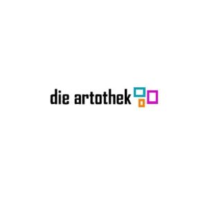 artothek logo weiss