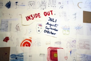 INSIDE OUT im Juli, August, September und Oktober
