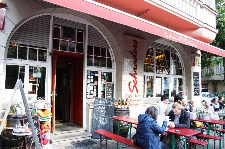 Restaurant Schraders, Malplaquetstrasse 16 b in 13347 Berlin