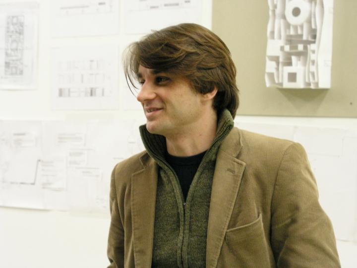 Diplomausstellung 16.02.2005, Steve Meyer