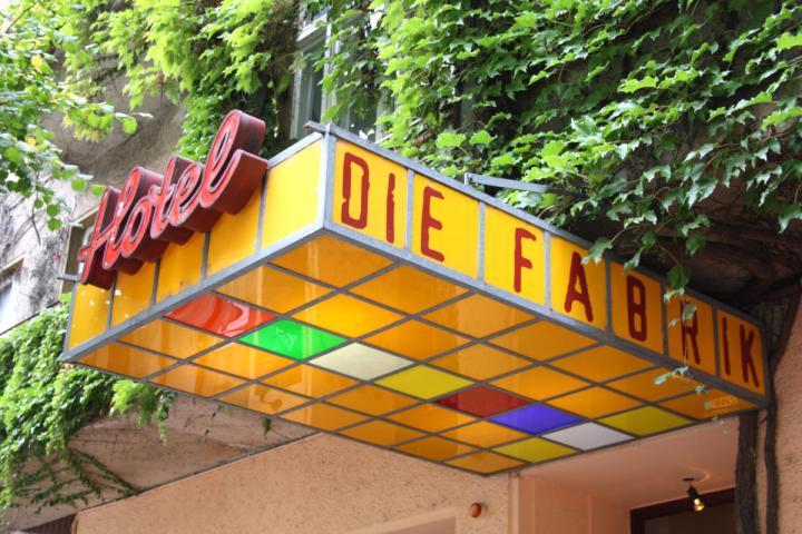 """Hotel """"Die Fabrik"""", Schlesische Straße 18, 10997 Berlin"""